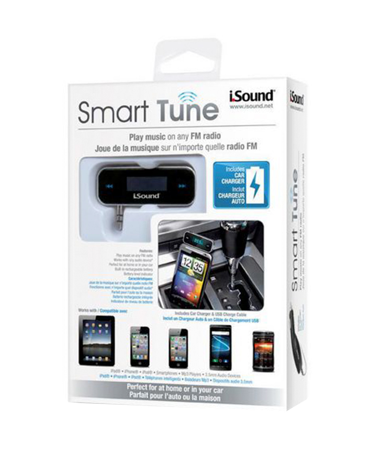 isound smart tune instructions