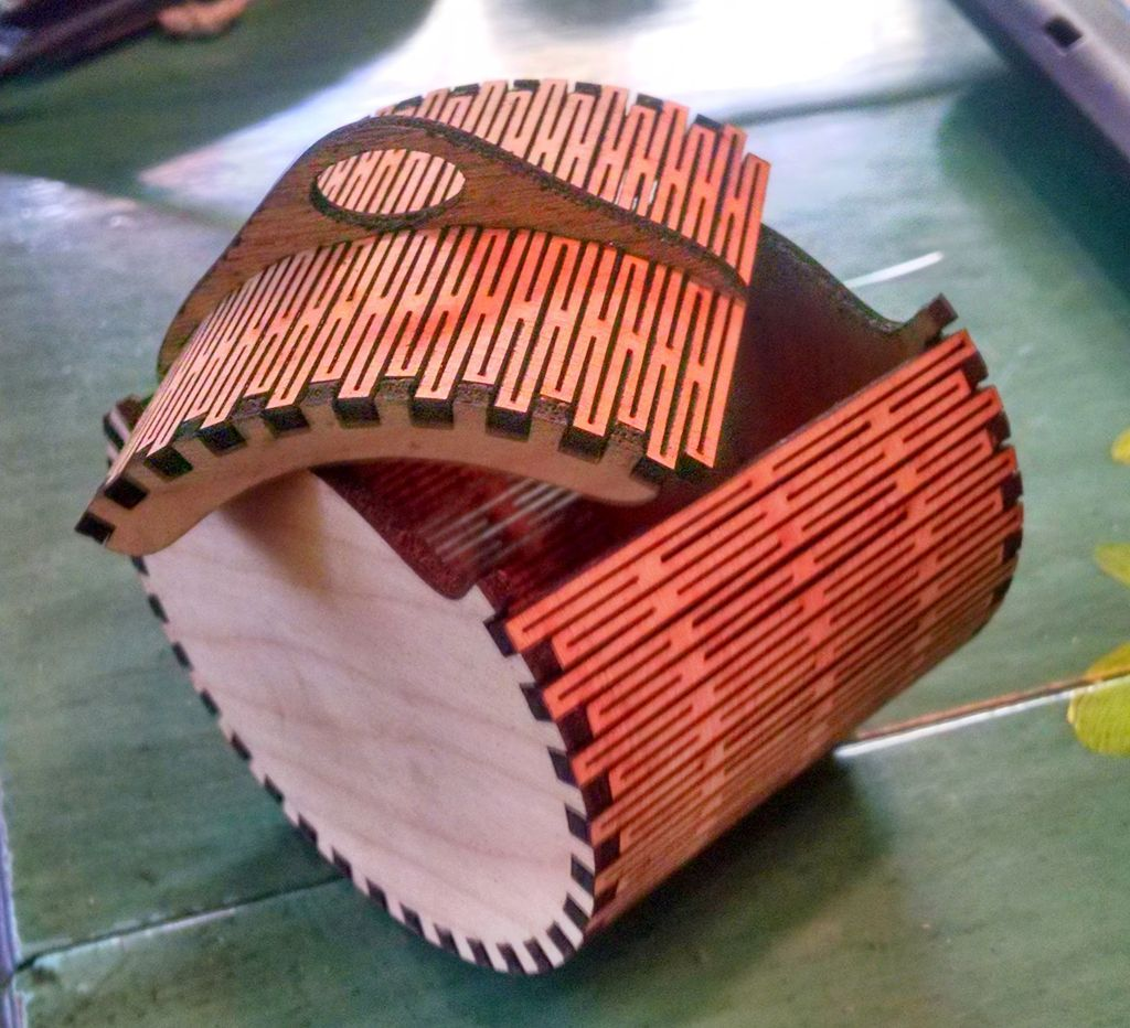 laser cut box instructables