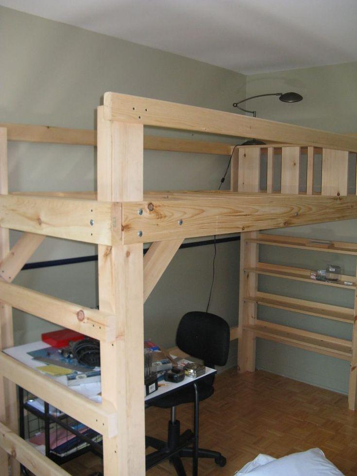 manhattan storage bed instructions