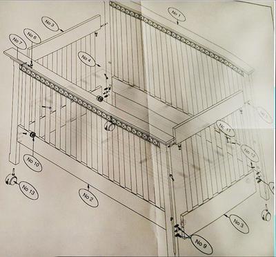model 299-7664-8 assembly instructions