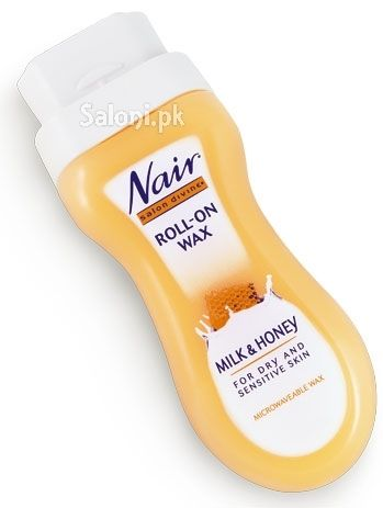 nair brazilian spa clay roll on wax instructions