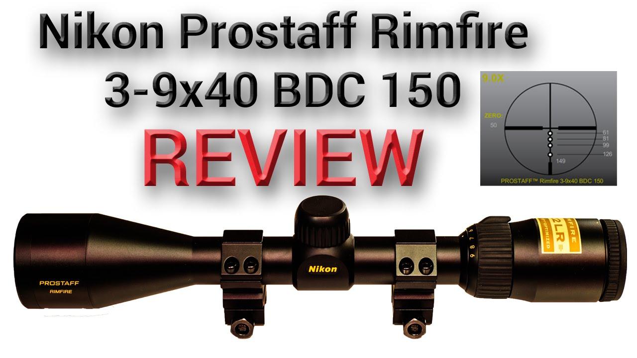 prostaff rimfire scope instructions