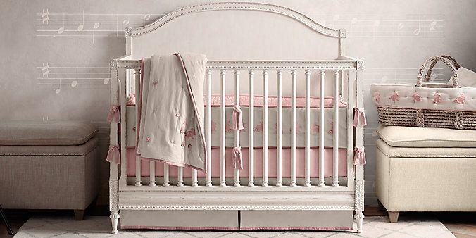 restoration hardware crib conversion instructions