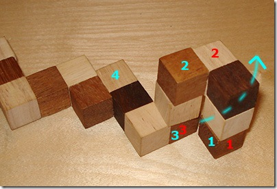 secret wooden box instructions