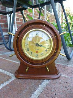 spherical weight clock instruction