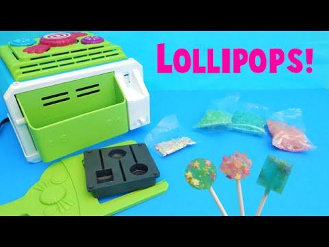 sweet treats lane lollipop maker instructions