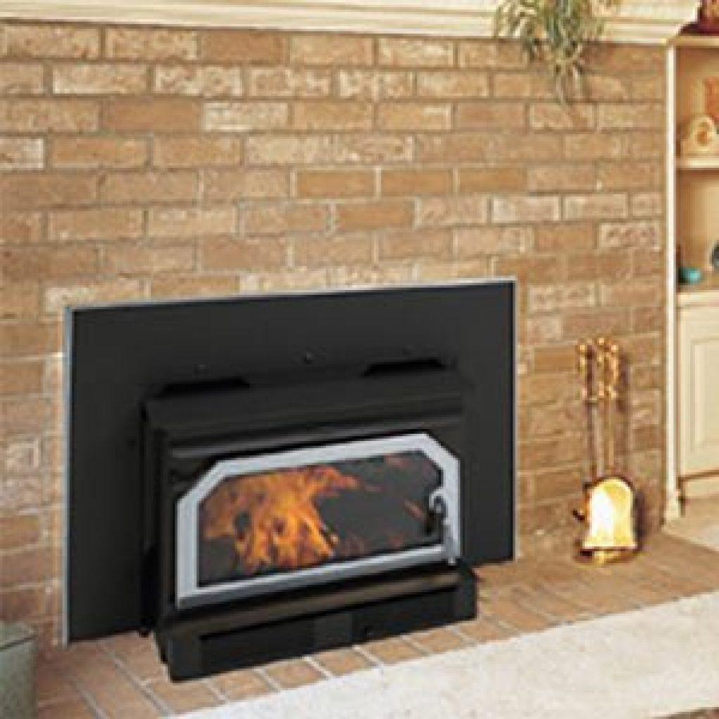 wood burning fireplace inserts instructions